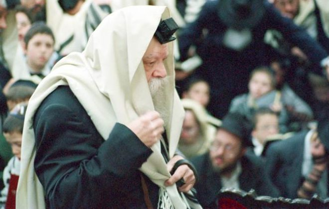 The Rebbe King Moshiach