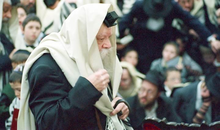 The Rebbe King Moshiach